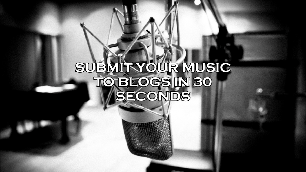 Submit Your Song In 30 Seconds For Free — Add This Music