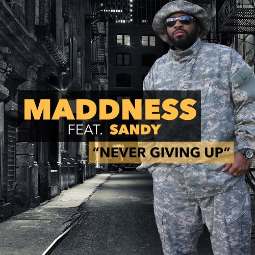 Tone Jonez - Never Giving Up Music (MADDNESS)